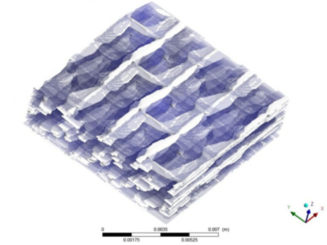 Multi-scale modelling to predict defect formation during resin infusion