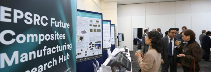 Future Composites Manufacturing Research Hub Launched
