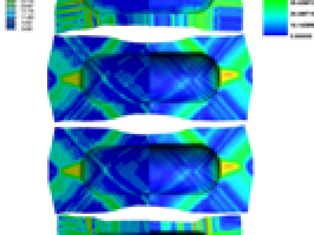 Modelling Forming of Multi-Ply Preforms