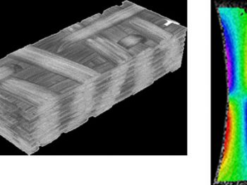 Strain-based NDE for online inspection and prognostics of structures with manufacturing defects